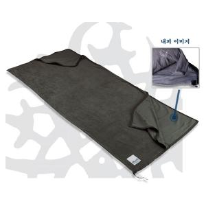 [노르디스크] 플리스 침낭라이너 COTTON LINER, rectangular