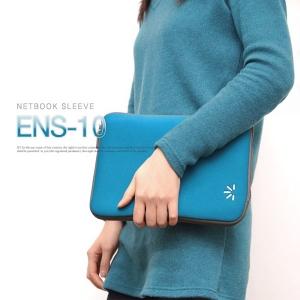 [케이스로직] 10인치 아이패프/넷북전용 네오플렌 지퍼수납파우치[ENS-10_BL] 노트북파우치