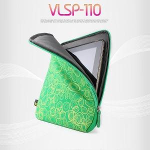 [케이스로직] 10인치 아이패프/넷북전용 파우치[VLSP-110_GR] 노트북파우치