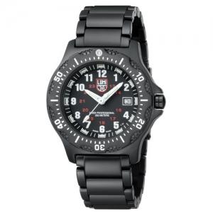 [루미녹스] 블랙 OPS 스틸 8402(Black OPS Steel 8400 )시계
