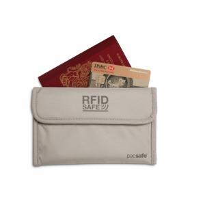 [팩세이프] 해킹방지 지갑(RFIDsafe50 RFID Passport protector)