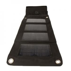 [골제로] 휴대용 솔라패널 야외전원 Solar Panel Nomad 13.5M 노매드 13.5m