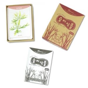 습지식물 카드