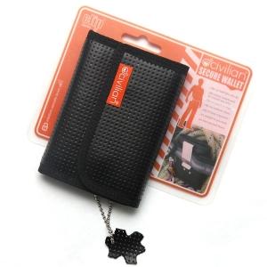[해저드포 H4] Leather ClipTM_lossless wallet 해저드포 레더 클립 지갑