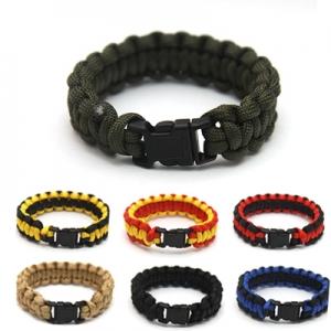 Paracord Survival Bracelet 낙하산줄 서바이벌 팔찌