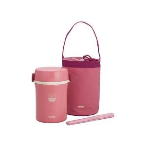 [써모스] 보온도시락 Trendy Lunch Jar with Bag JBC-800