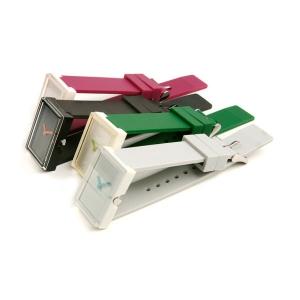 [엘레컴] TKM38-W/P/B 이데아 LED 디자인 손목시계