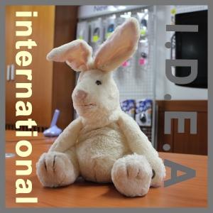 [엘레컴] LOE019-Rabbit 쿠치파쿠 움직이는 스피커인형