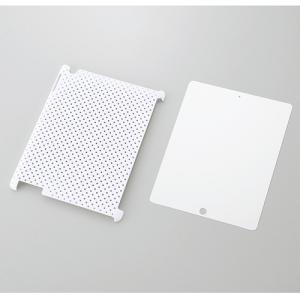 [엘레컴] TB-A11MPV2PWH/BK 아이패드2 클레버 쉘커버 케이스(스마트커버 호환,필름포함)