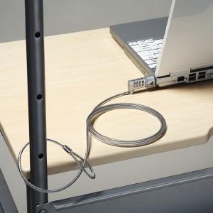[엘레컴] ESL-37R 노트북 도난방지 슬림헤드 락장치