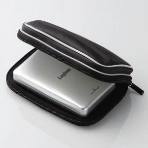 [엘레컴] ZSB-HD002SV/BK 노트북하드 외장케이스 파우치