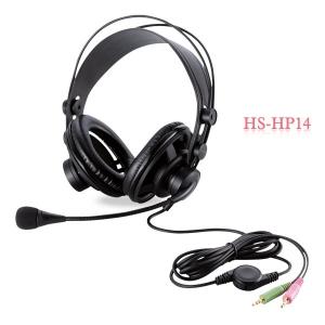 [엘레컴] HS-HP14BK 고음질 (高音質) 티타늄 오픈에어 헤드셋