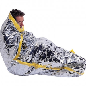 Emergency Survival Sleeping Bag 비상 생존 침낭