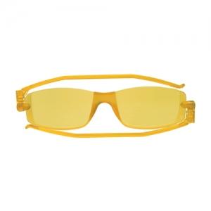 [난니니] Solemio3A Classic 컴팩트 선글라스-Amber