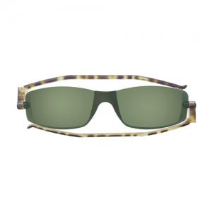[난니니] Solemio3A Classic 컴팩트 선글라스-Tortoise/Dark Green