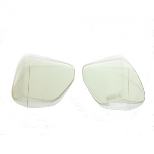 [난니니] CUSTOM 모터사이클 고글용 스페어렌즈 / Clear Anti-Fog