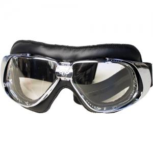 [난니니] Vintage RIDER Black / Motorcycle, Snowboard용 고글