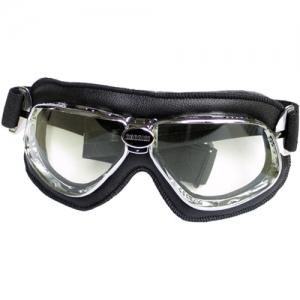 [난니니] Vintage CRUISER Black / Motorcycle, Snowboard용 고글