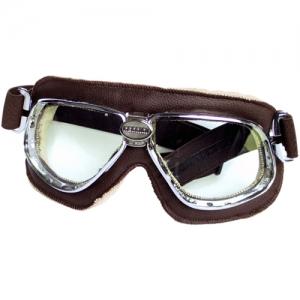 [난니니] Vintage CRUISER Brown / Motorcycle, Snowboard용 고글