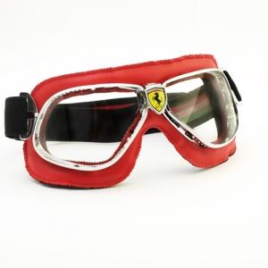 [난니니] 모터사이클 고글/Ferrari Scuderia Goggles-Red Snowboard용 고글