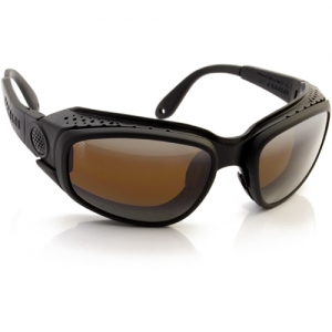 [난니니] Modular1 DISCOVERY 고산등반용 고글/블랙테-더블 디그레딩 미러코팅 다크브라운 렌즈