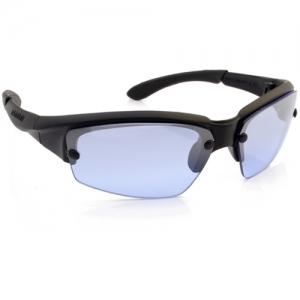 [난니니] Modular4 SLAM-Black/렌즈-Azure Deg.Mirror 고글
