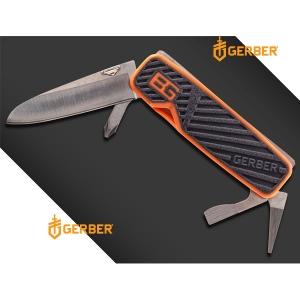[거버] 멀티툴 베어그릴스 포켓 툴 [31-001050] Bear Grylls Pocket Tool