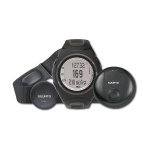 [순토] t6d GPS Pack (Black Smoke Heart-Rate Monitor + GPS POD) GPS / 트레이닝용