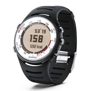 [순토] t4d White Blaze Heart-Rate Monitor 트레이닝용