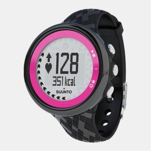 [순토] M4 Black/Pink 트레이닝용 여성용 Personal daily exercise guidance and motivation