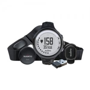 [순토] M5 Running Pack Black/Silver 트레이닝용 여성용 Versatile guidance for multi-sport exercise
