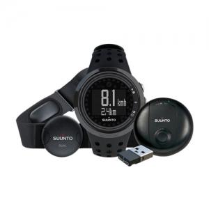 [순토] M5 GPS Pack All Black 트레이닝용 Versatile guidance for multi-sport exercise