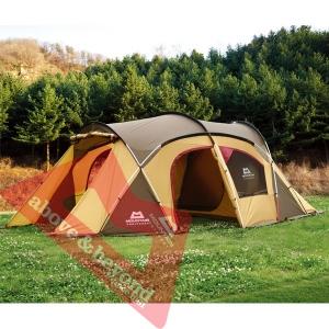 [마운틴이큅먼트] 갤럭시 가족형 오토캠핑 텐트