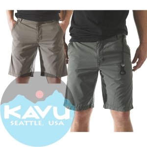 [카부] 모조숏(Mojo Short) Mud/Urban green