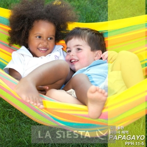 [라시에스타] Children Hammock 『Papagayo_ PPH11-5』 아동 해먹