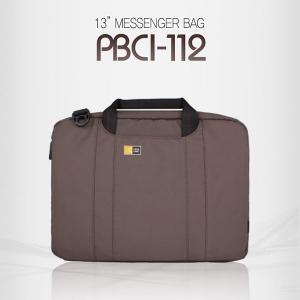 [케이스로직] 13인치 슬림라인 브리프케이스[PBCI-112_DB] 노트북가방