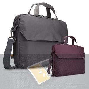 [케이스로직] 14인치 Laptop and iPad 메신져백 [MLA-114] 노트북가방