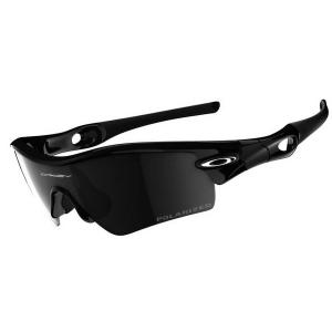 [OAKLEY] RADAR PATH Jet Black / Black Iridium Polarized (아시아 모델)