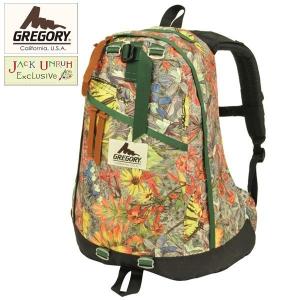 [그레고리] 데이팩 22L Daypack - Sierra Flower JU 클래식 - 라이프스타일