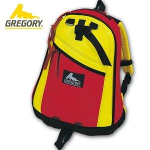 [그레고리] 데이팩 22L Daypack - Red/yellow RE 클래식 - 라이프스타일