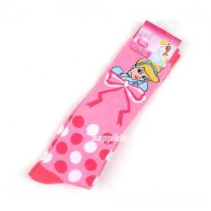 [디즈니] 프린세스 무릎양말 knee high socks 신데렐라 / 벨 / 백설공주