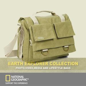 [내셔널지오그래픽] NG2476 Medium Messenger Bag 메신저백 15.4인치 노트북가방 / 카메라가방