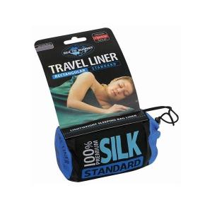 [씨투써미트] 트래블 침낭 실크 라이너(100% Premium Silk Liner)