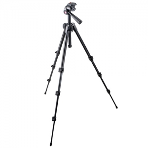 [맨프로토] 삼각대 7321YB M-Y Tripod with 3-Way Head