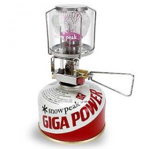 [스노우피크] Gigapower Lantern 기가파워 자동랜턴(GL100A)