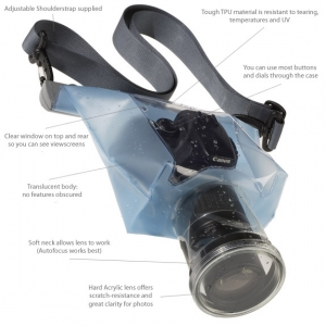 [아쿠아팩] SLR 카메라 케이스(455)