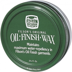 [필슨] 왁스웨어오일 (One Can of Oil Finish Wax)