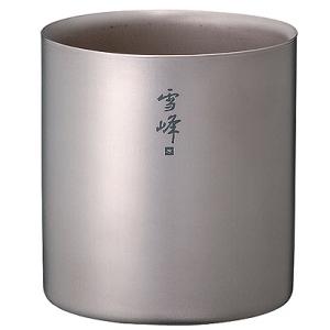 [스노우피크] Stecking Mug 雪峰 H860(스테킹 머그 雪峰 H860)