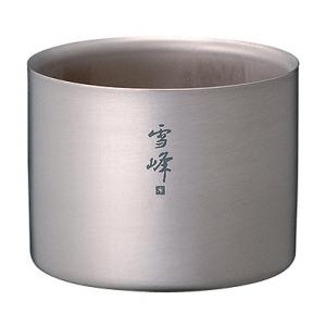 [스노우피크] Stecking Mug 雪峰 M300(스테킹 머그 雪峰 M300)