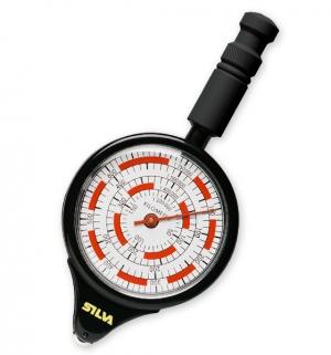 [실바] 수동식 곡선자 (Map Measurer)